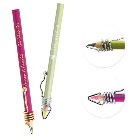 Crayon personnalisé vernis couleur - Clip'one