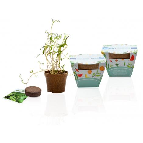 Kit jardin écolo personnalisable