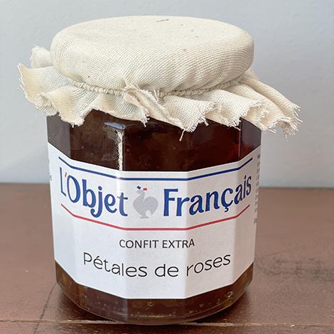 Confit de roses personnalisée - 335 gr