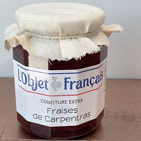 Confiture de fraises personnalisable - 335 gr