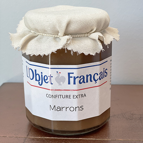 Crème de marrons personnalisé - 335 gr