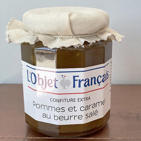 Confiture pomme caramel personnalisées - 335gr