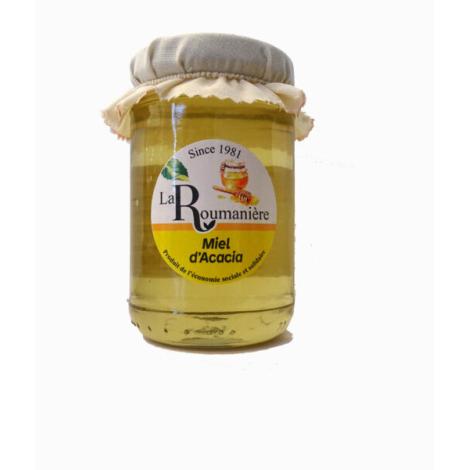 Miel d'acacia personnalisable