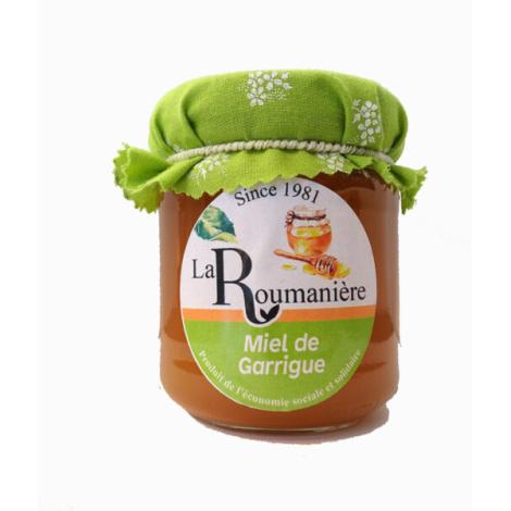 miel de Garrigue personnalisable - 250gr/400gr