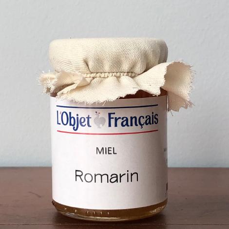 Miel de romarin personnalisable - 125gr-250gr