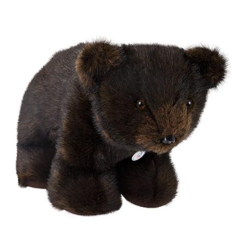 Ours en peluche publicitaire - Louison 60 cm