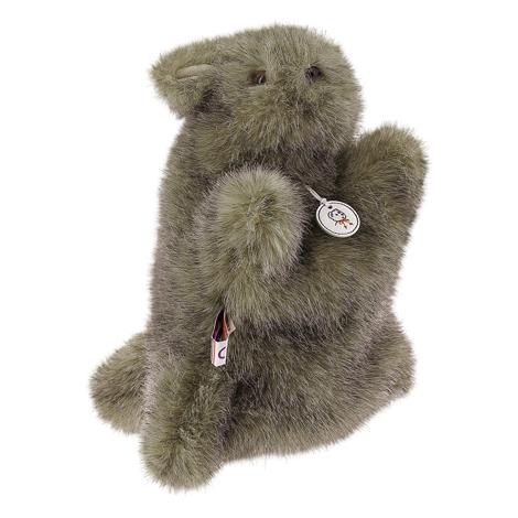 Marionnette personnalisable - Marmotte